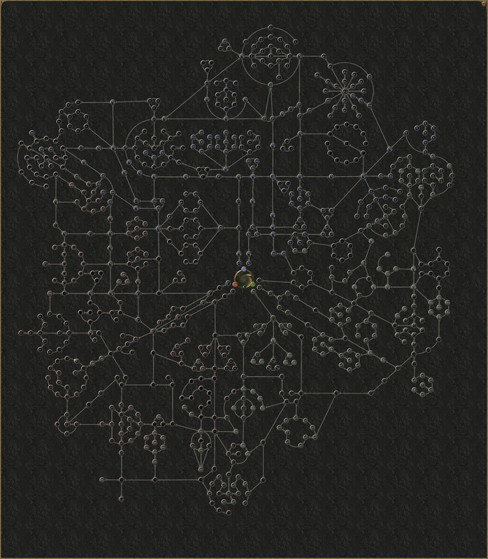 Path Of Exile Skill Tree Zaewen