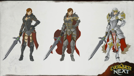 Everquest Next Concept Art